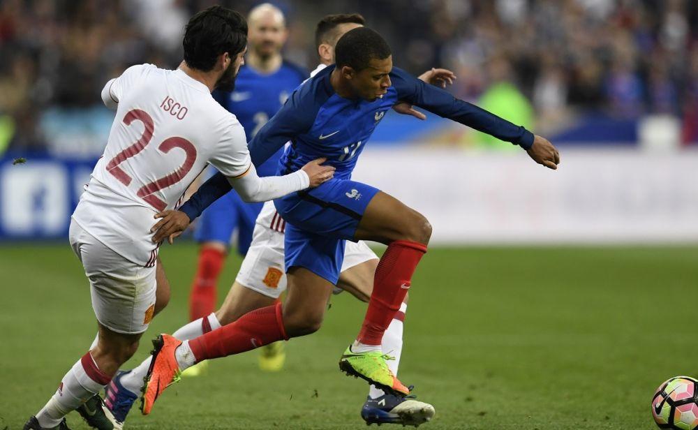 France-Espagne: Jallet et Kurzawa dépassés, Rabiot absent, Mbappé prometteur… les notes des Bleus