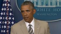 Obama's Surprising Acknowledgement on ISIS