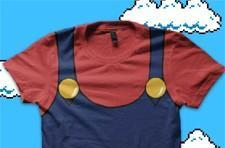 Bruvva, a Mario-themed Threadless shirt you should vote on