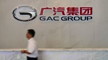 China's GAC says Toyota and Honda ventures plan to sell 1 million cars a year by 2025