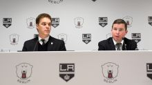 LA Kings hope for payoff with German team partnership