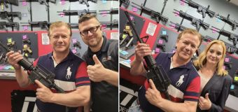 McCloskey laughs in the face of the law with new AR-15