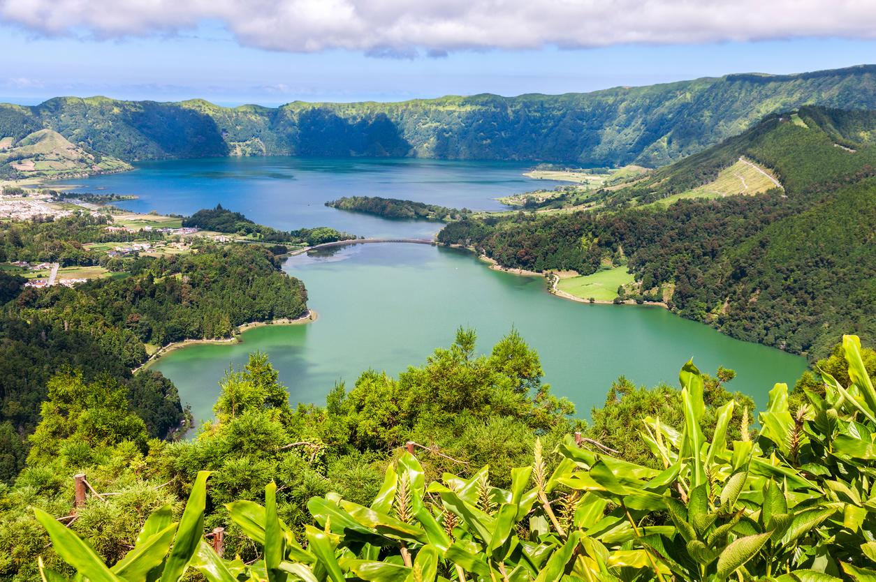 """Blending amazing nature and super-cool Iberian culture, the<a href=""""http://travel.aol.co.uk/tag/azores"""" target=""""_blank"""">Azores</a>has been labelledthe 'next Iceland' - and not just because of the archipelago's positioning as a cross-the-pond pit stop between the US and Europe. Its natural assets resemble an array of superlative sights pulled from other destinations: lush Hawaiian volcanoes, medieval Portuguese villages, gurgling Scandinavian hot springs, towering Irish cliffs and rugged Patagonian craters. The secret won't last: the Azores have seen a 31% increase in tourism over the past 12 months, so visit in the 2017 sweet spot before things really take off."""