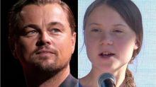 Leonardo DiCaprio Meets Greta Thunberg: 'Leader Of Our Time'
