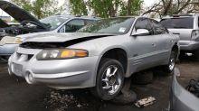 Junkyard Gem: 2001 Pontiac Bonneville SSEi