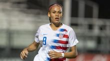 Trinity Rodman, daughter of NBA legend Dennis, picked 2nd overall in NWSL draft