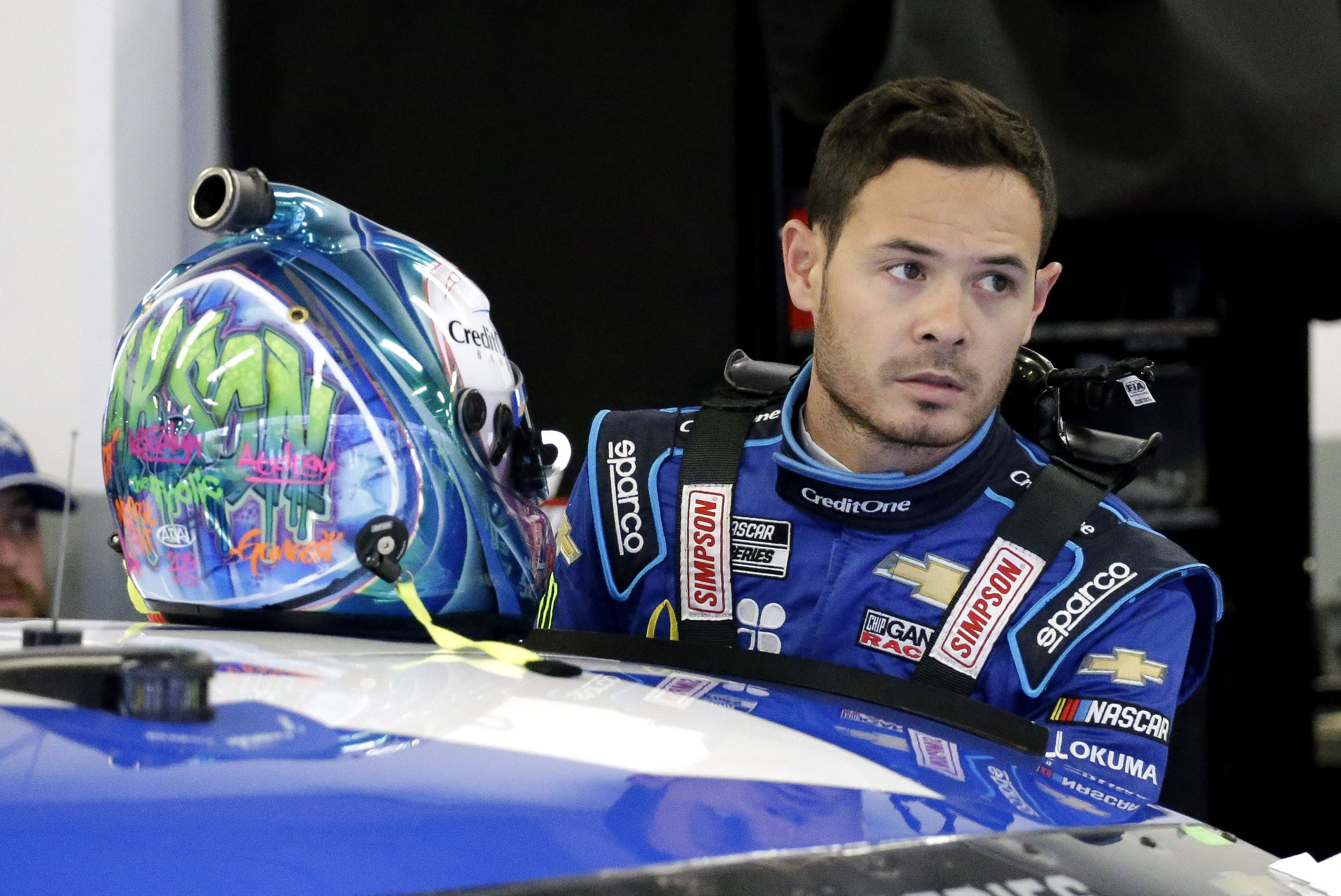 3-time MIS NASCAR victor Kyle Larson drops N-word in iRace