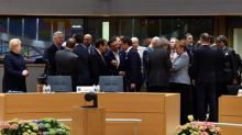 """EU leaders try to clear """"unnecessary irritants"""" before Brexit talks"""