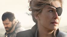 'A Private War': Rosamund Pike and Jamie Dornan star in new UK trailer and poster (exclusive)
