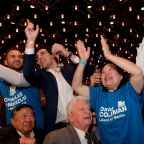 Australia election: Ruling conservative coalition on course to win more seats than centre-left Labor Party
