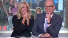 Sunrise host Sam Armytage's embarrassing x-rated blunder on live TV