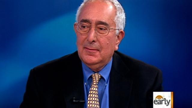 Ben Stein: What would he do?