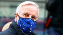 EU's Barnier resumes Brexit trade talks in London