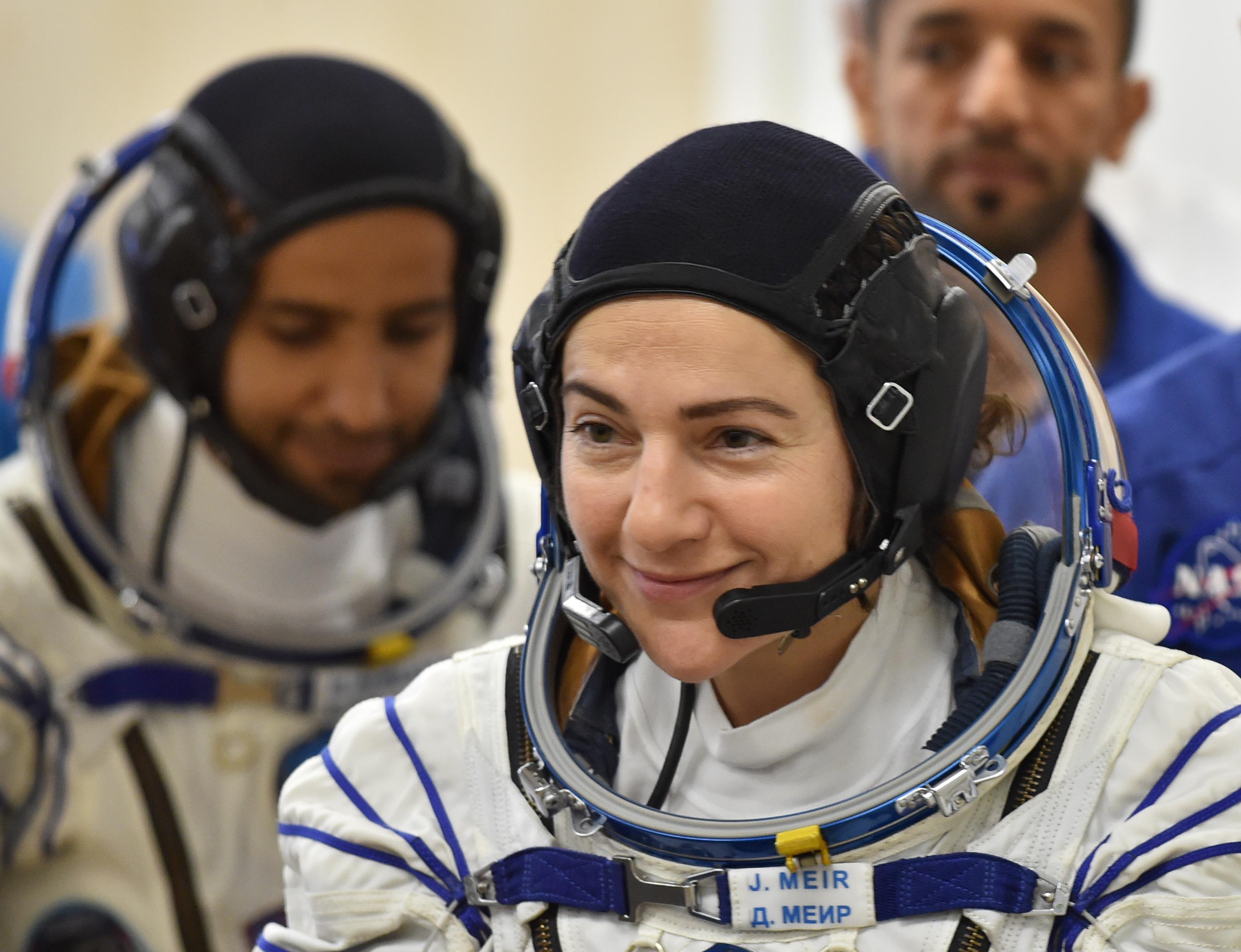 All set for first all-female spacewalk