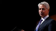 Ackman says hedge fund up 27% year to date, dumped Berkshire