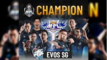 EVOS SG beat RSG SG to become first-ever champions of MPL Singapore