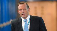 UK PM Johnson defends former Australian PM Abbott; no confirmation yet of trade job