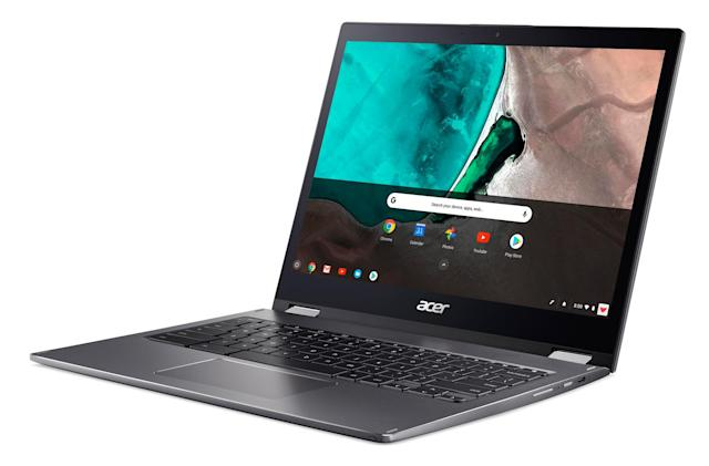 Acer's business-focused Chromebooks arrive in September