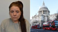 Isis supporter who plotted to bomb St Paul's jailed