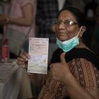 India giving COVID-19 vaccines to more people as cases rise