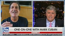 Mark Cuban calls out Hannity in fiery interview: 'You gave Donald Trump the ultimate softball questions'