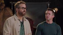 Ryan Reynolds and Rob McElhenney announce 'Welcome to Wrexham' football club documentary