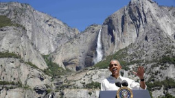 Climate change looms large in Obama's final trip to Asia