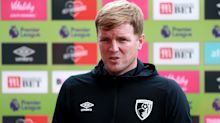 Eddie Howe tells battling Bournemouth players to 'enjoy' Premier League finale