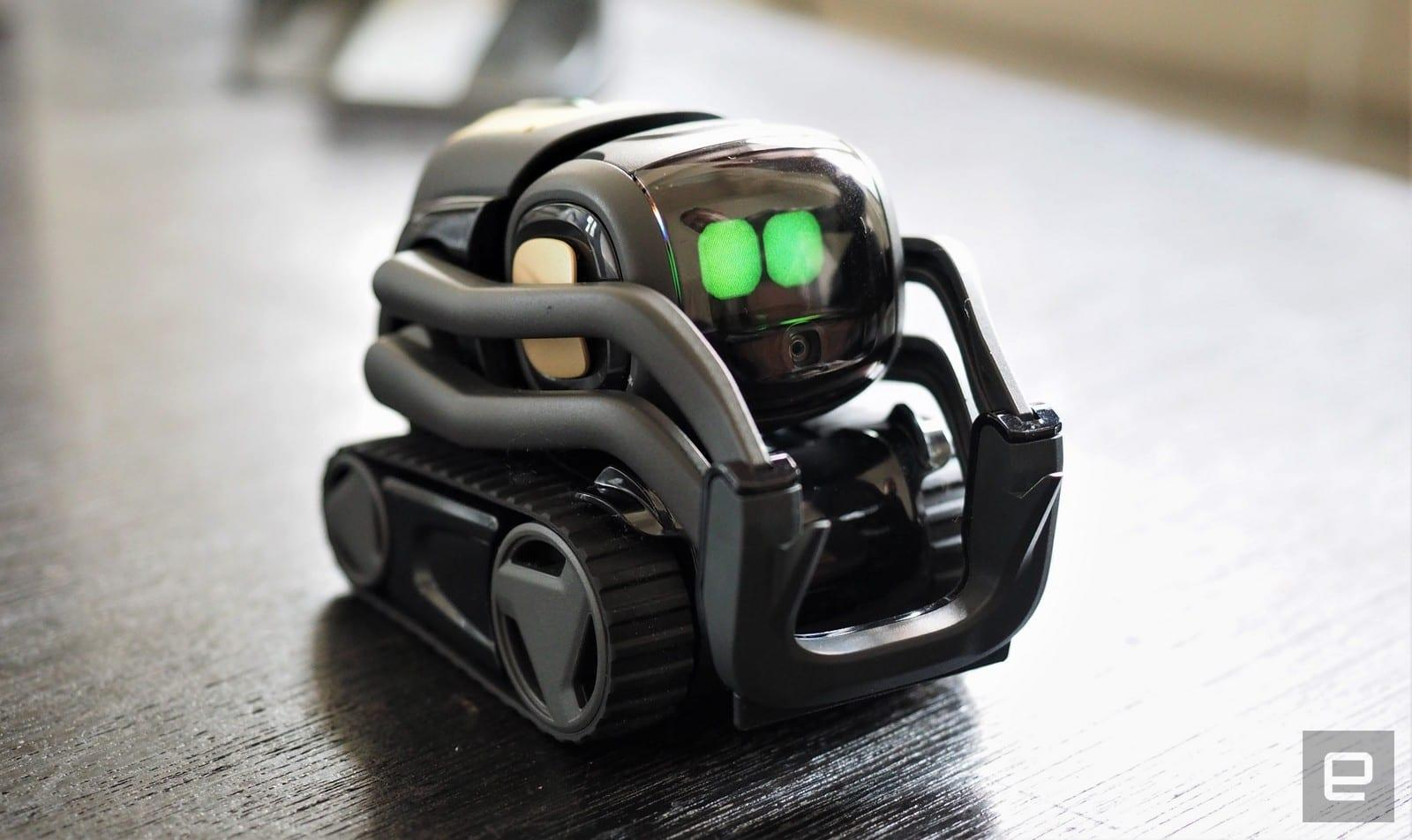 Anki's Vector robot brings us one step closer to 'Star Wars ...