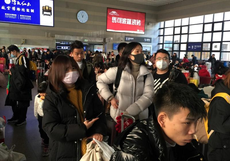China virus cases spike, 17 new infections reported