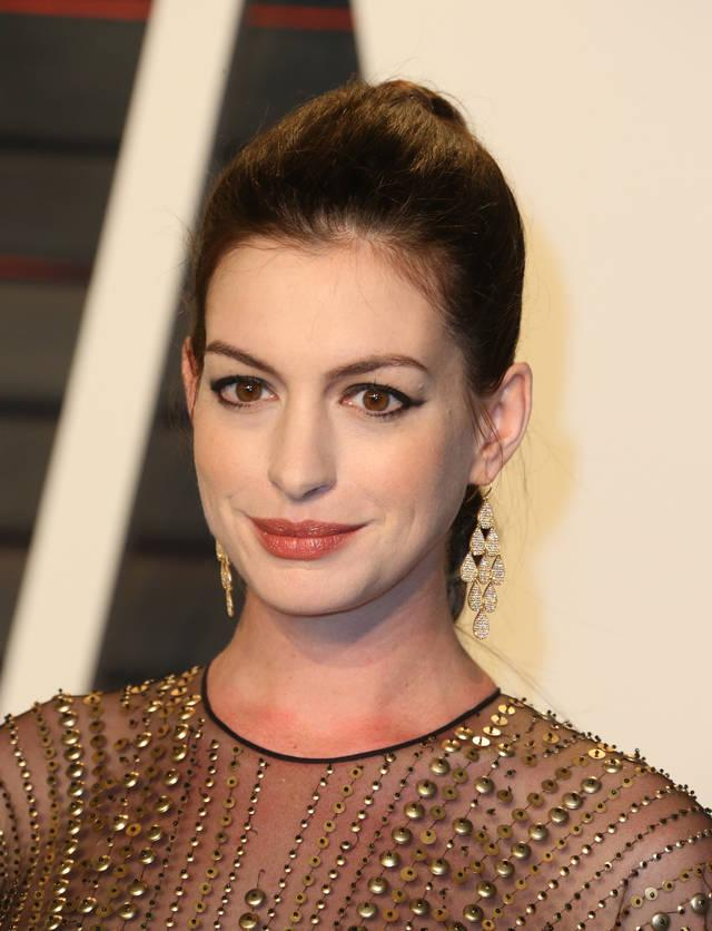 Anne Hathaway ber ihren Mann: Seine Liebe hat mich