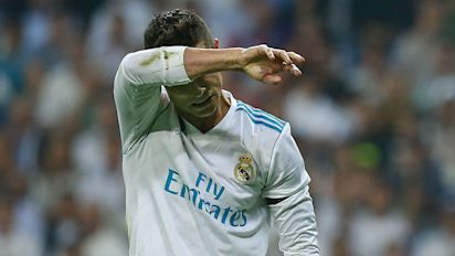Ronaldo's return ruined as Sanabria stuns LaLiga champions