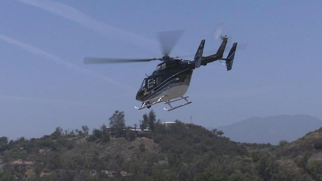 Helicopters help with high-risk pregnancies