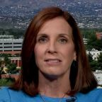Sen. McSally on resolution to condemn China on Hong Kong and her new memoir