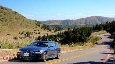【試駕報導】一台讓你捨不得離開駕駛座的車!BMW M440i xDrive試駕