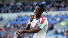 Crystal Palace confirm signing of Michy Batshuayi on loan from Chelsea