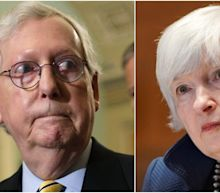 Janet Yellen says Treasury is prepared to pay the US's bills to prevent 'irreparable harm' to the economy as the GOP balks at raising the debt ceiling
