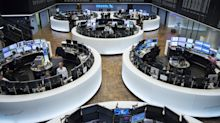 European Shares Extend Declines With U.S. Stocks as Rally Fades
