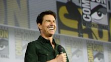 Tom Cruise could earn almost £50m for movie shooting in space