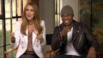 Ne-Yo and Celine Dion Duet is 'Incredible'