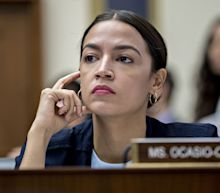 Alexandria Ocasio-Cortez Plans Bill to Boost Top Individual Tax Rate to 59%
