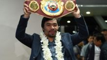 Eager Pacquiao 'can't wait' to take Matthysse world title