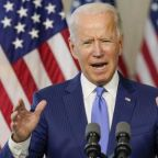 Supreme court: Biden accuses Trump and Republicans of abuse of power