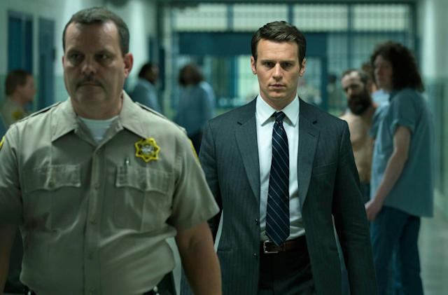 David Fincher's 'Mindhunter' will return for season 2 on Netflix