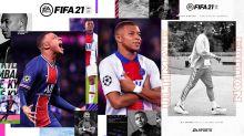 Kylian Mbappé ziert das Cover von FIFA 21