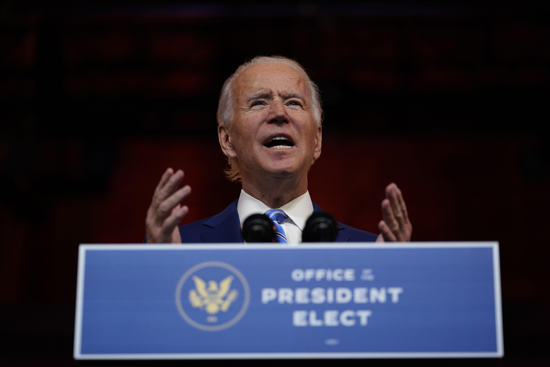 Biden taps all-female senior White House press team