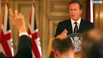 Cameron Explains Heightened UK Terror Threat