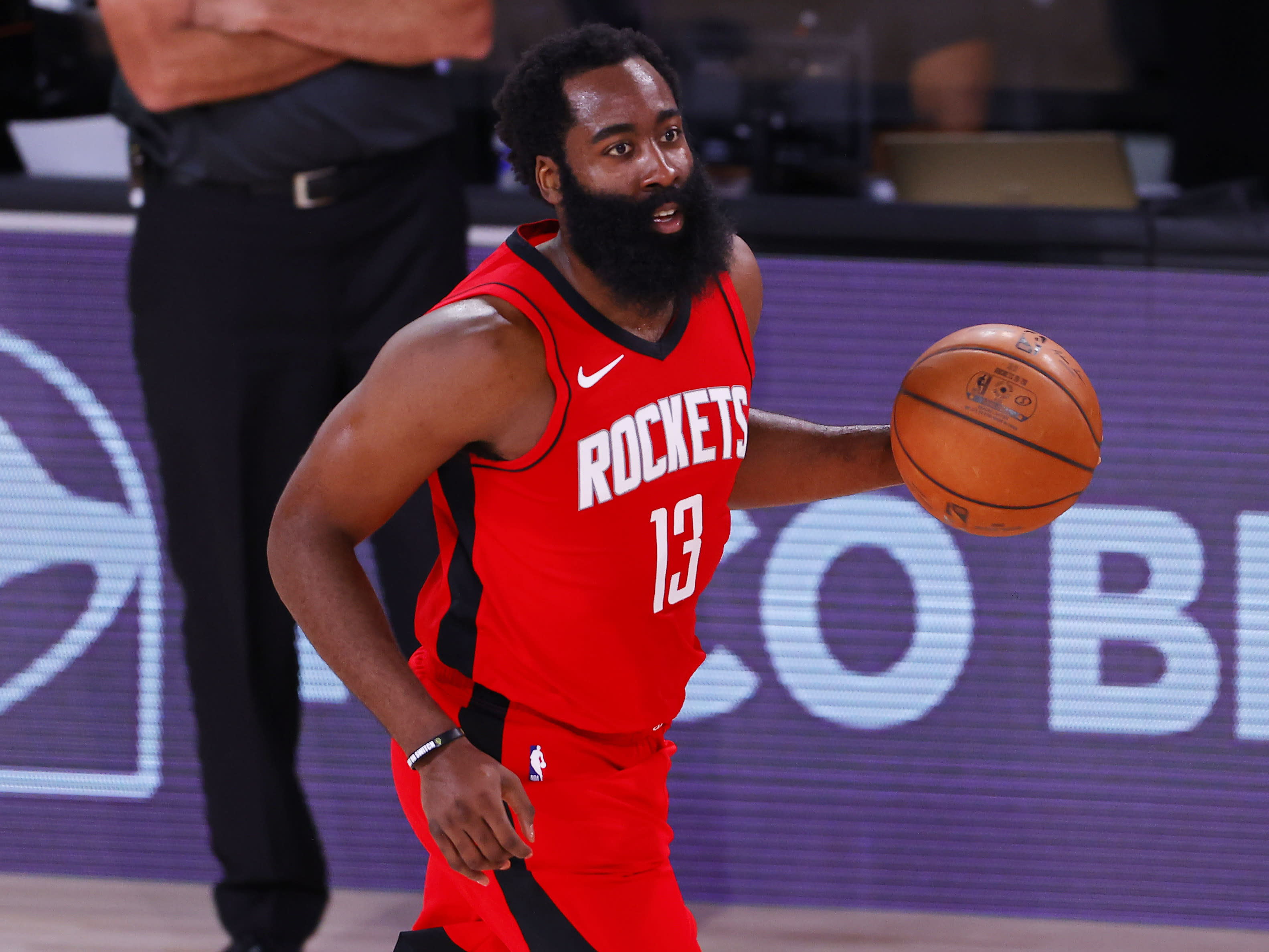 James Harden, Rockets shut down Bucks late for second straight win