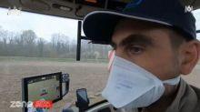 Zone Interdite : atteint du coronavirus, cet agriculteur continue de travailler (Vidéo)