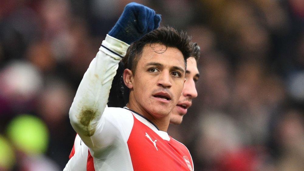 Manchester City zuversichtlich bei Arsenals Alexis Sanchez
